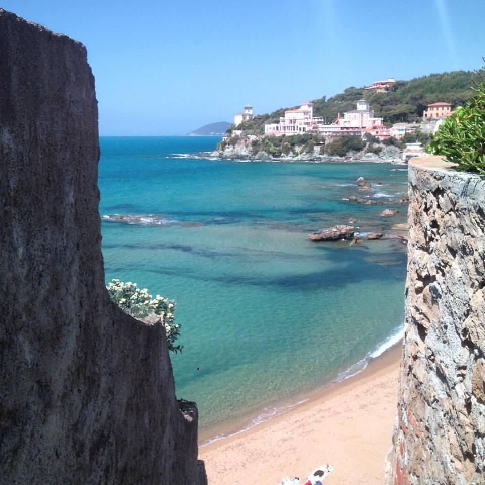 castiglioncello spiaggia libera o stabilimenti balneari On bagno quercetano castiglioncello